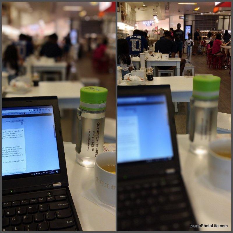 Vivo V9 Smartphone review test photo - portrait bokeh