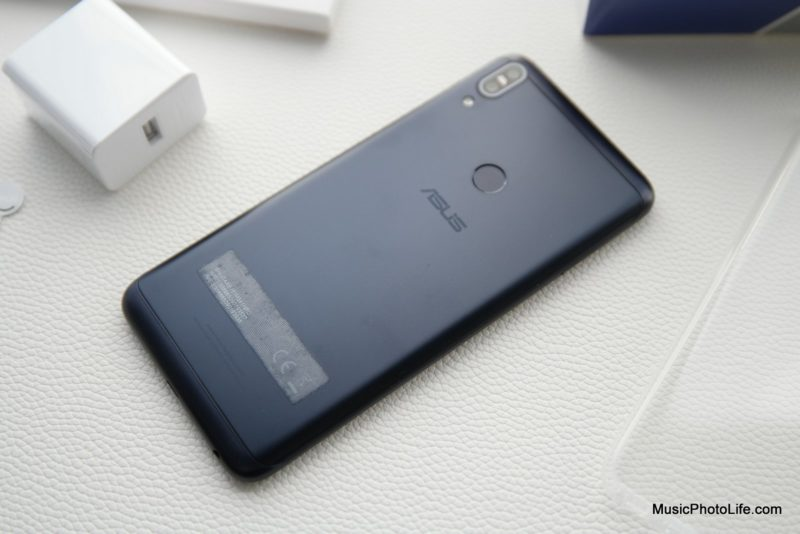 ASUS Zenfone Max Pro M1 review by Singapore consumer tech blogger Chester Tan musicphotolife.com