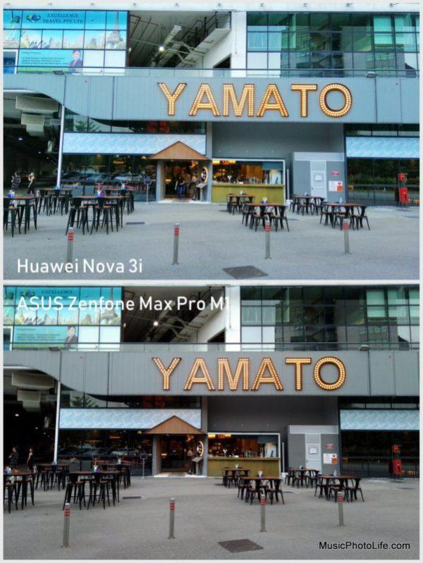 Huawei Nova 3i vs. ASUS Zenfone Max Pro M1 - camera sample