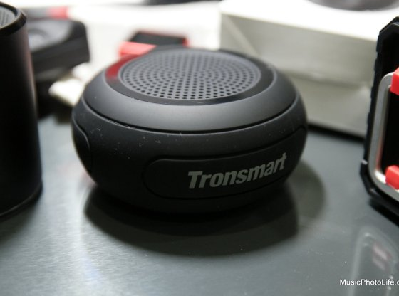 Tronsmart Element Splash IP67 Waterproof Wireless Speaker review by musicphotolife.com