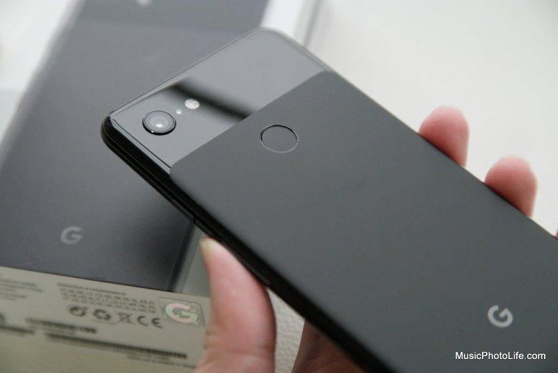 Google Pixel 3 XL review by musicphotolife.com, smartphone gadget blog in Singapore