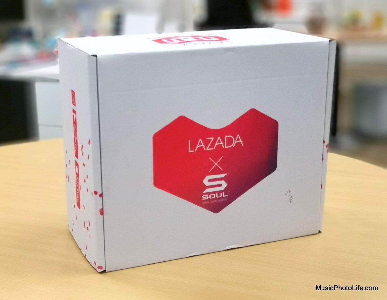 Lazada 11.11 Sale Surprise Box reveal - Singapore consumer tech blog reviewer