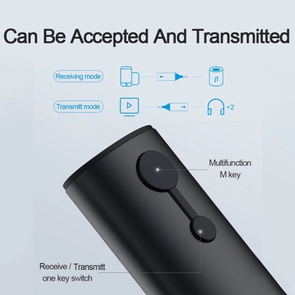 Hagibis Bluetooth 5.0 Receiver Transmitter Specs