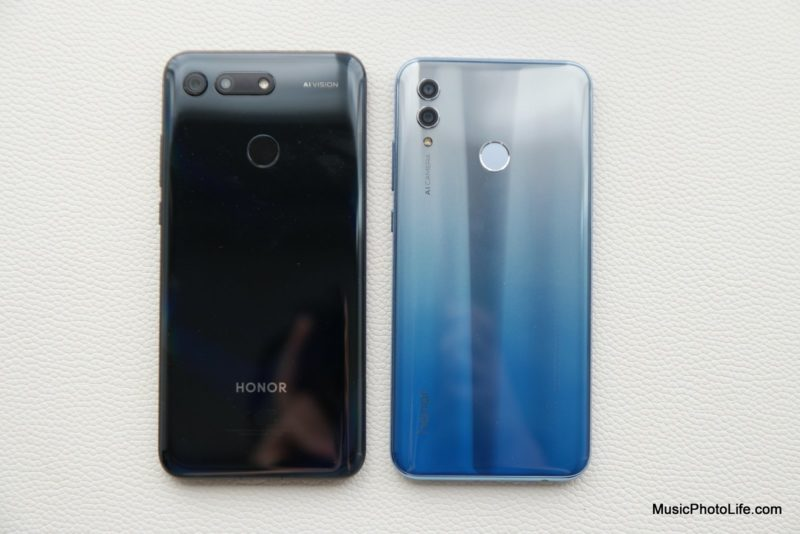Honor 10 Lite vs. Honor View20 by musicphotolife.com, Singapore smartphone blogger