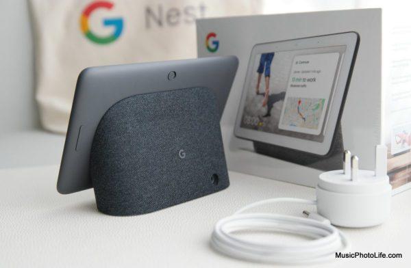 Google Nest Hub review by musicphotolife.com Singapore tech blog
