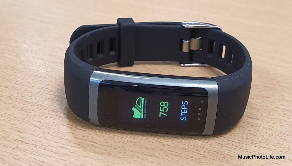 AXTRO Fit 2 fitness tracker review by musicphotolife.com Singapore tech blog