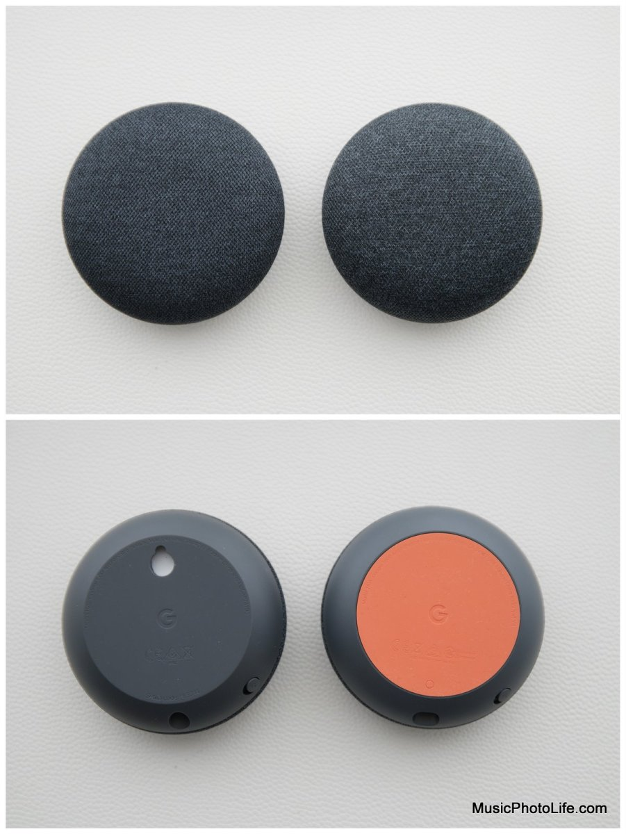 Google Nest Mini vs. Home Mini