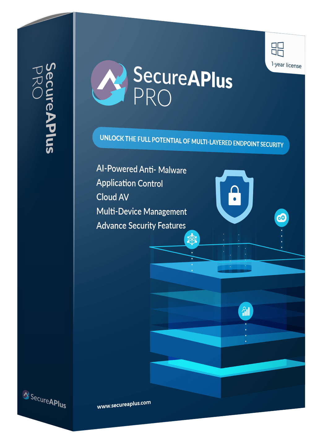 SecureAPlus Antivirus Software review by musicphotolife.com Singapore tech blog