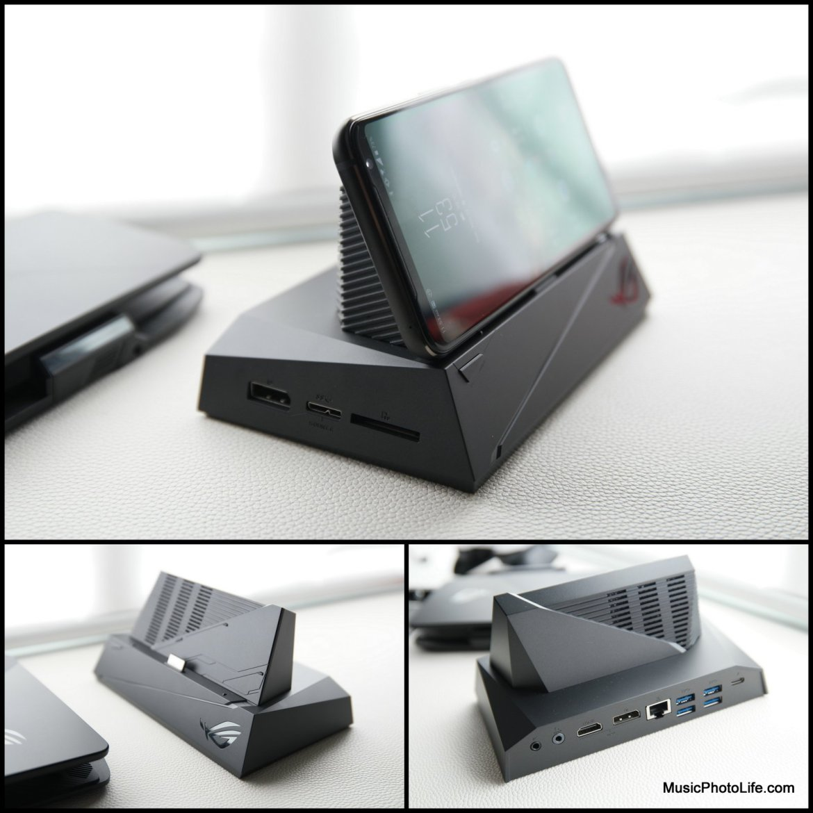 ROG Mobile Desktop Dock