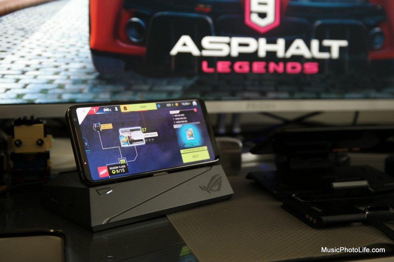 ROG Mobile Desktop Dock