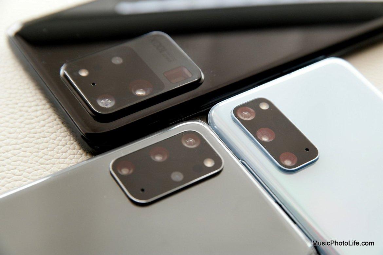 Samsung Galaxy S20, S20+, S20 Ultra, review by Chester Tan musicphotolife.com Singapore tech blog