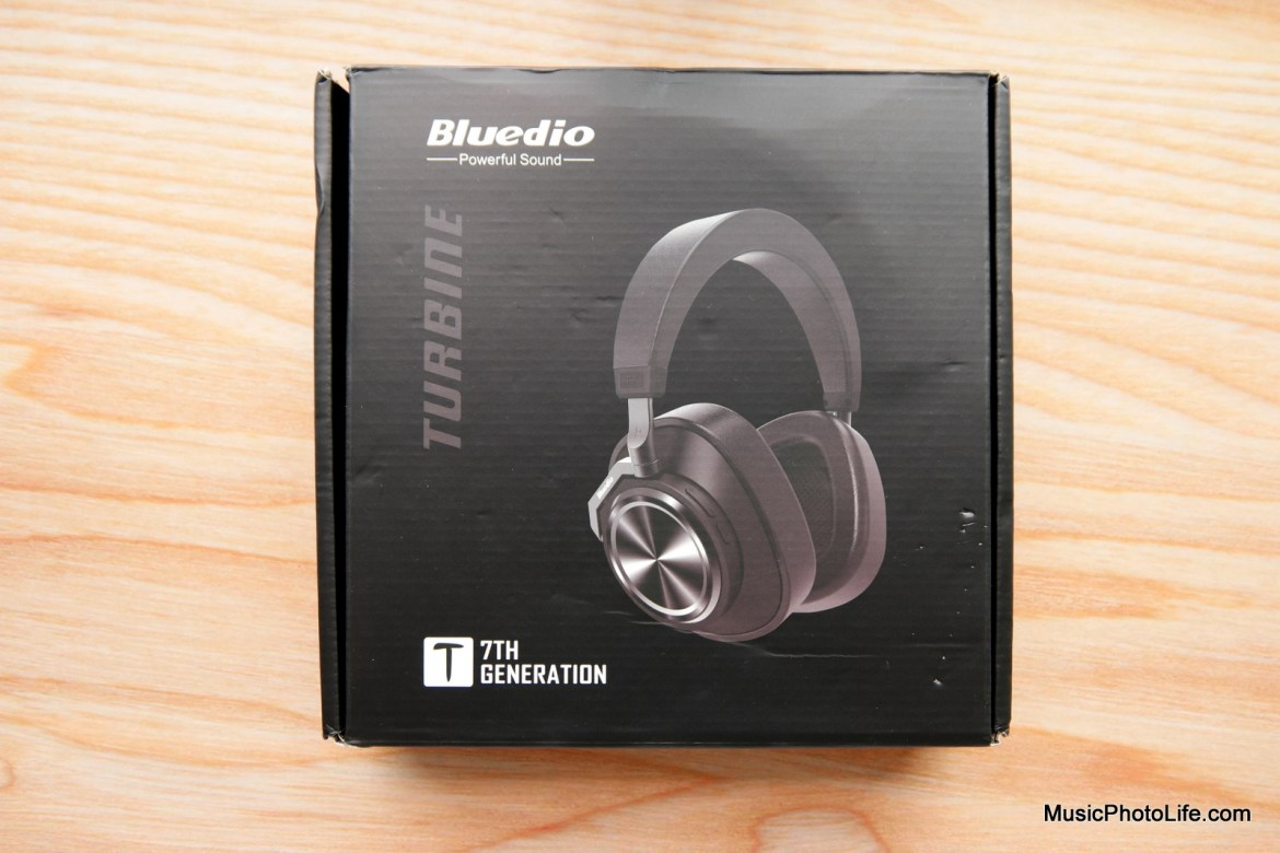 Bluedio T7 ANC Headphones review by Music Photo Life, Singapore tech blog