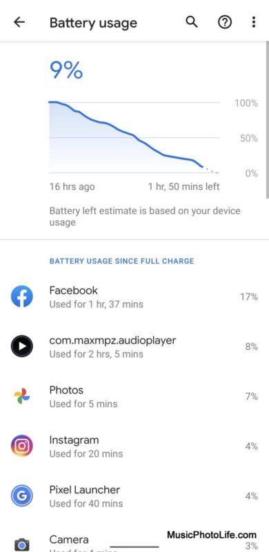 Google Pixel 4a review by Music Photo Life, Singapore tech blog