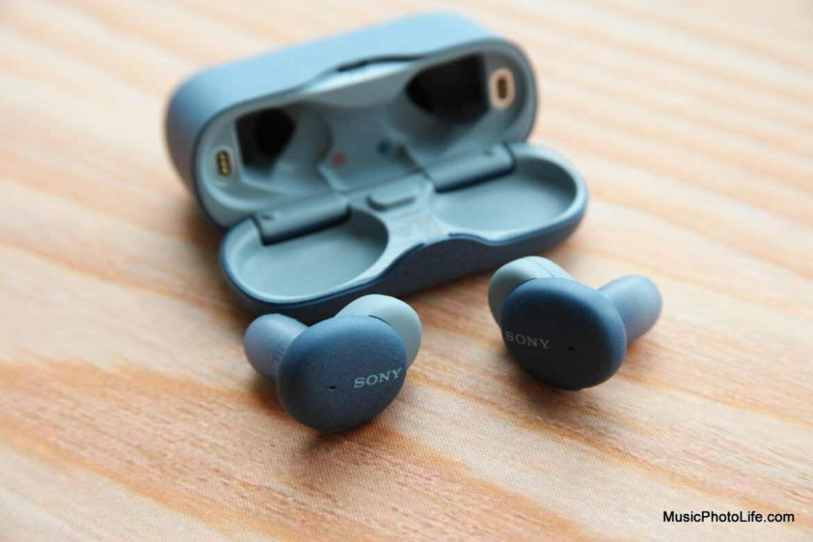 Sony WF-H800 True Wireless Earbuds Review by Music Photo Life