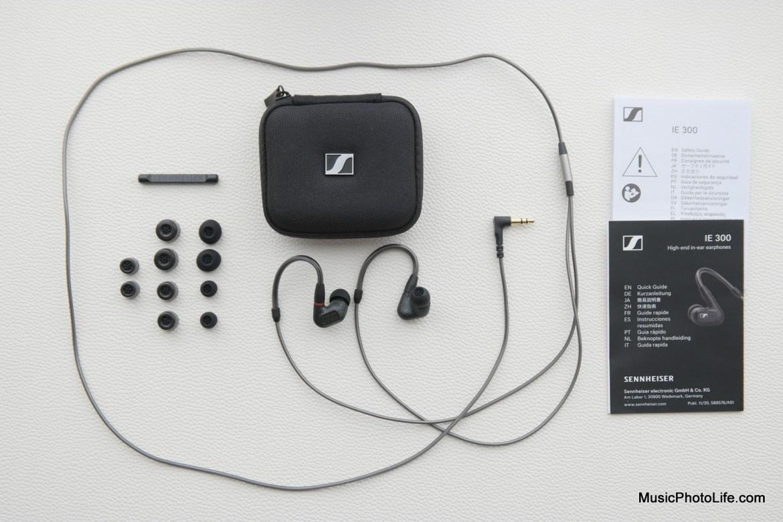 Sennheiser IE 300 review by Music Photo Life, Singapore tech blog