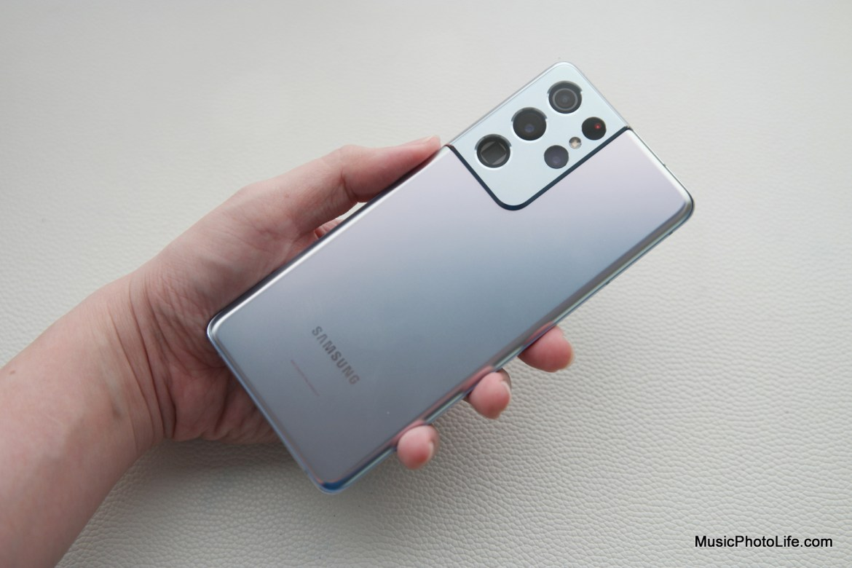 Samsung Galaxy S21 Ultra 5G review by musicphotolife.com, Singapore tech blog