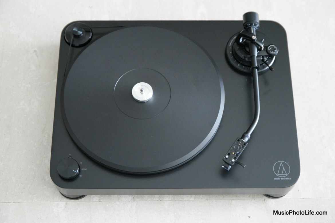 Audio-Technica AT-LP7 review by Music Photo Life, Singapore tech blog