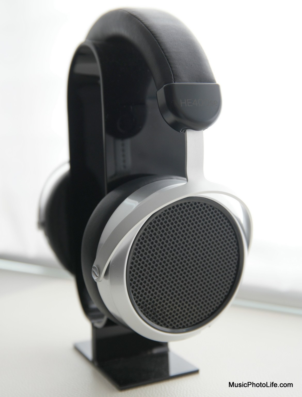 HIFIMAN HE400se headphones review by Music Photo Life, Singapore tech blog