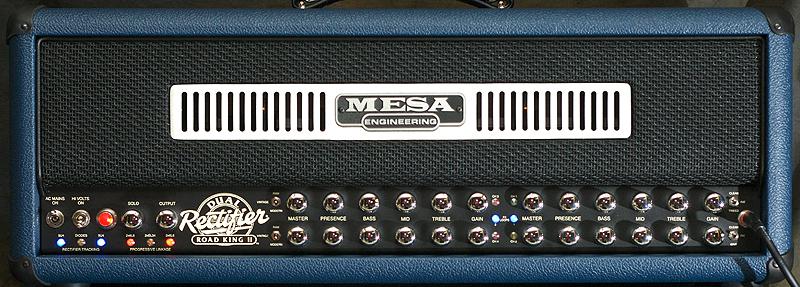 MusicPlayerscom Reviews  Guitars  MesaBoogie Road