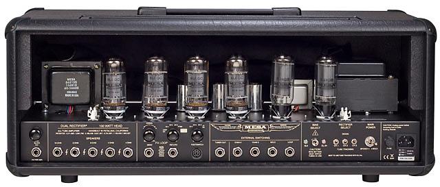 MusicPlayerscom Reviews  Guitars  MesaBoogie Dual Rectifier Tube Amplifier