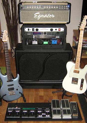 MusicPlayerscom Tutorials  Guitar  Bass  Racks 101