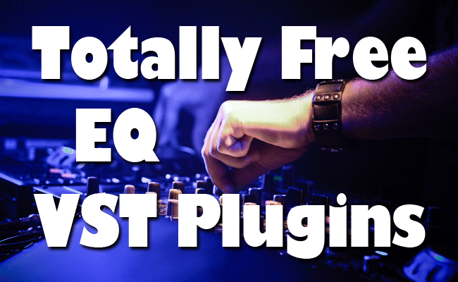 Free-EQ-VST-PLUGINS