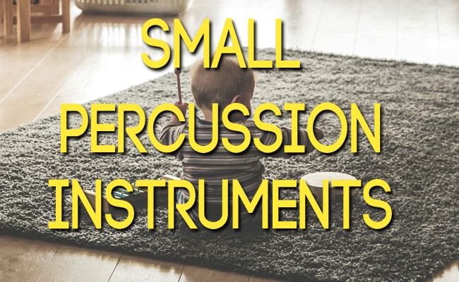 small percussion instruments buyers guide