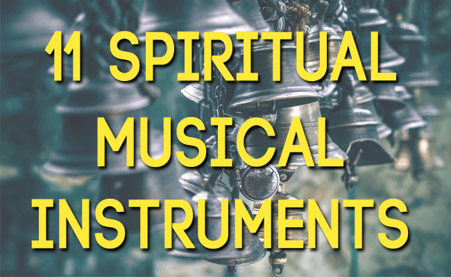 spiritual musical instruments for sound healing