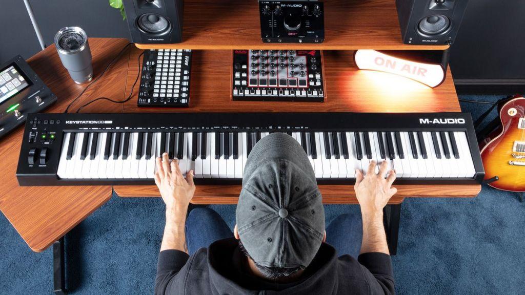 mixxin academy news m audio keystation 88
