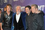 Rascal Flatts with Kenny Rogers