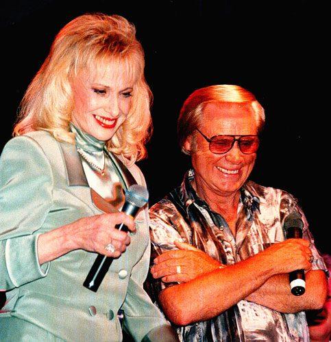 GeorgeJonesTammyWynette1995FF3  MusicRow  Nashvilles Music Industry Publication