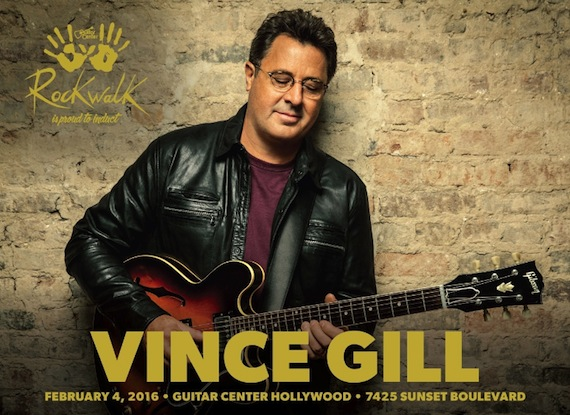 Vince Gill, Jennifer Nettles, Lee Brice, Lennon & Maisy Set For NHL All-Star Game