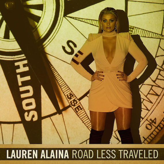 "Road Less Traveled"" Leads To No. 1 For Lauren Alaina, Meghan ..."