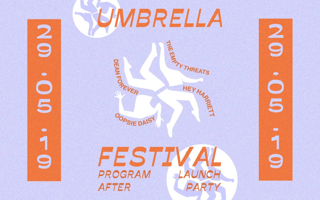 Umbrella Festival Program Launch After Party