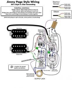Les Paul Pro Wiring Diagram Les Paul Recording Wiring
