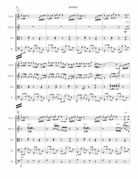 Summer From Kikujiro Score By Joe Hisaishi Free Music Sheet - musicsheets.org