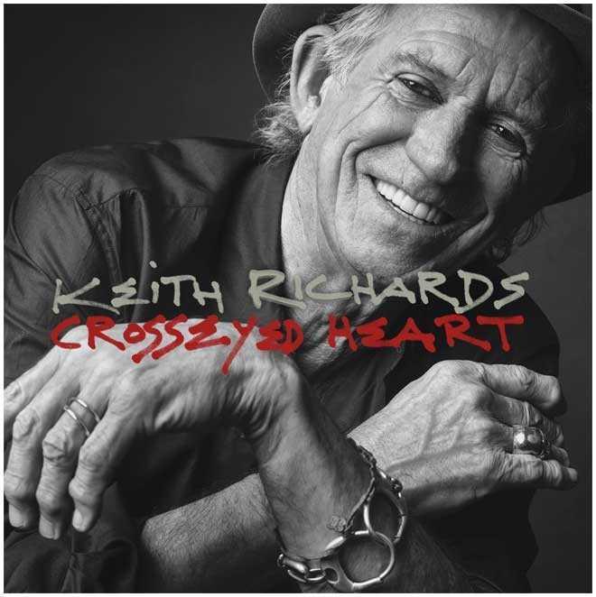 Keith Richards Anuncia Dos Nuevas Canciones 2