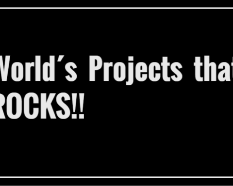World´s Projects that ROCKS!! 3