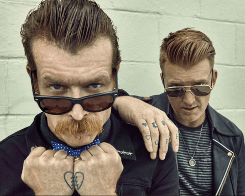 Eagles of Death Metal cancela su gira por Europa 3