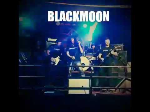 BLACKMOON (arg)-El guerrero en vivo en pika rock