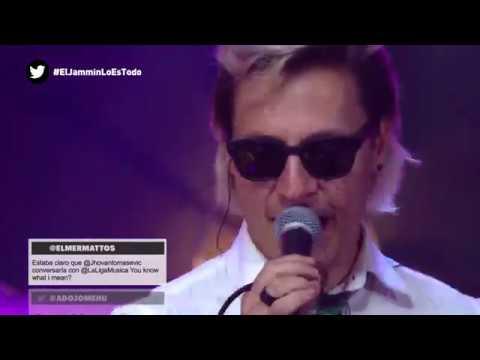 """Libido – """"Líbido"""" en vivo para  El Jammin"""