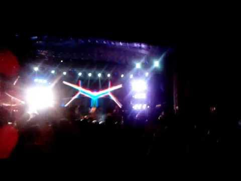 MOTEL -Dime Ven (Light pop Festival) 2017 en vivo