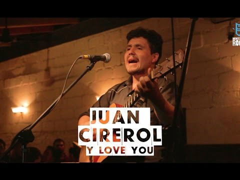 Juan Cirerol en Vivo – I Love You – Salón Morelos