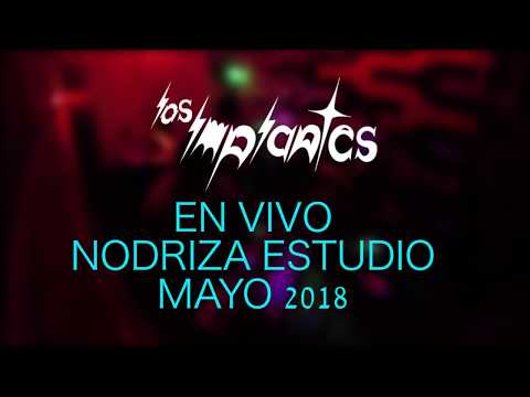 LOS IMPLANTES (mexican group) –  EN VIVO | NODRIZA ESTUDIO