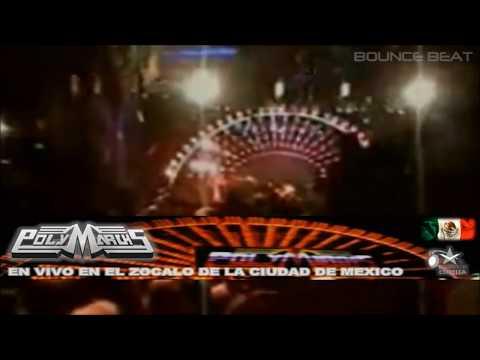 POLYMARCHS EN VIVO ZOCALO CIUDAD DE MEXICO II // Artistas Varios