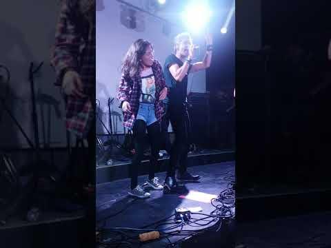 La Gusana Ciega en vivo en Liverpub Yes sir, I can Boogie