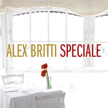 Cover cds SPECIALE_ALEX BRITTI