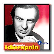 """Nikolai Tcherepnin – Variation from """"Le Pavillon d'Armide"""""""