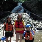 Fedor white water rafting