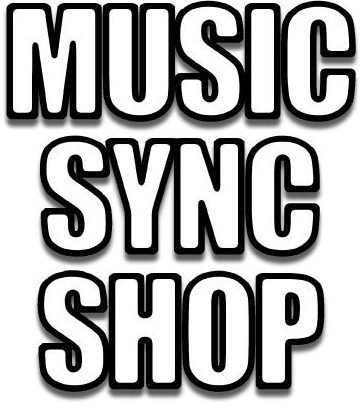 Music · Sync · Shop